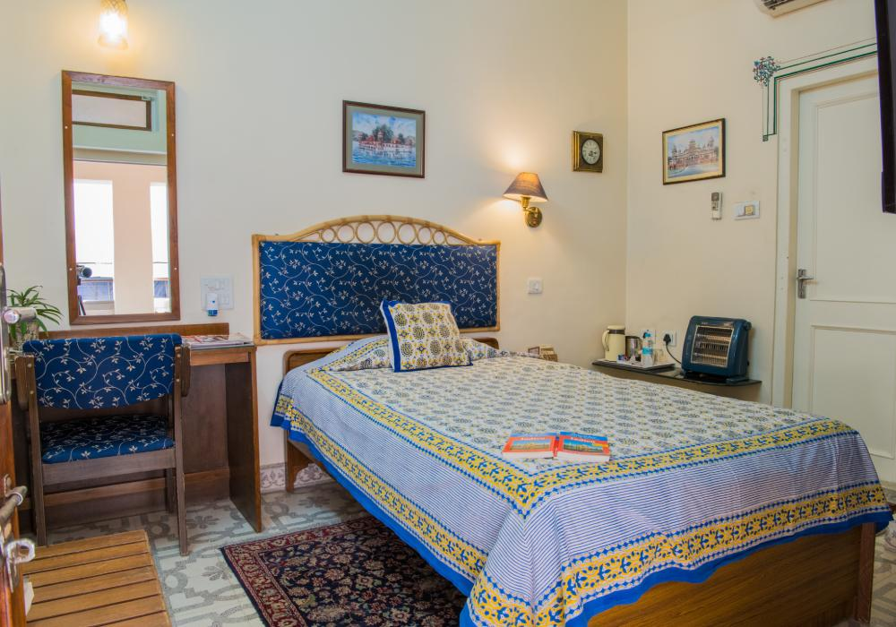Standard single rooms: Ideal for the single traveller