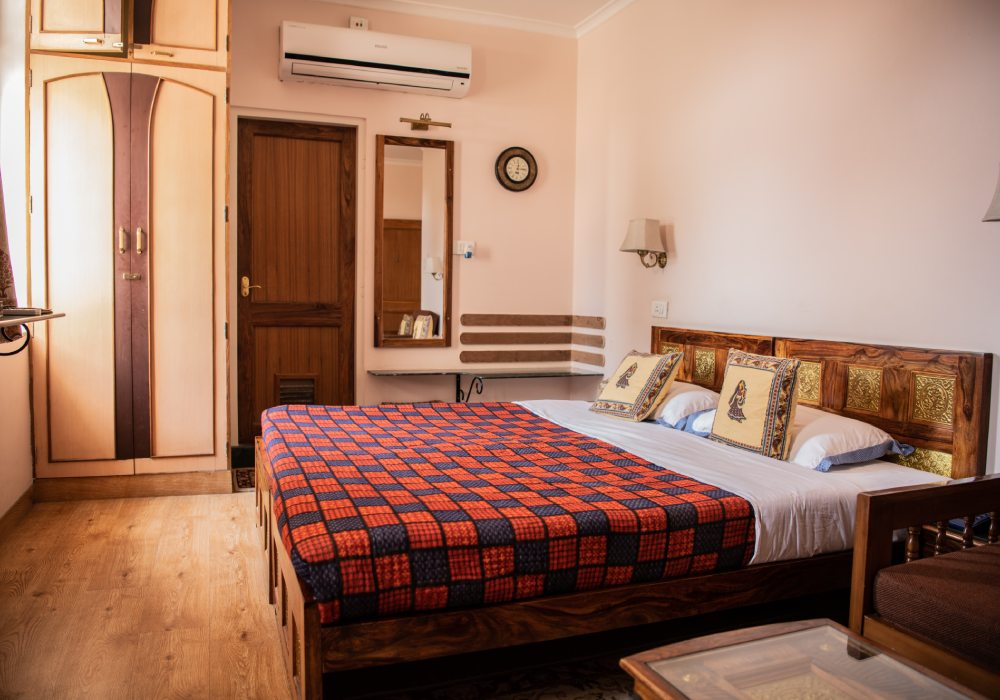 Executive Superior: Sought after rooms in the new wing as well as rooms with a view in the main wing
