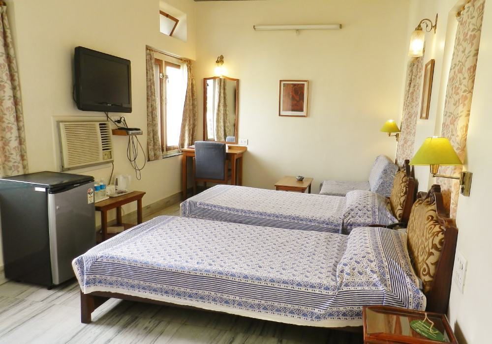 Superior Double: Popular rooms, large and well furnished