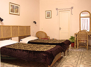 Room Accomodation at Hotel Arya Niwas Jaipur