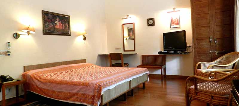 Jai Niwas Superior room