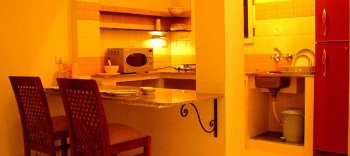 Om Niwas Luxury Suite Kitchen 2